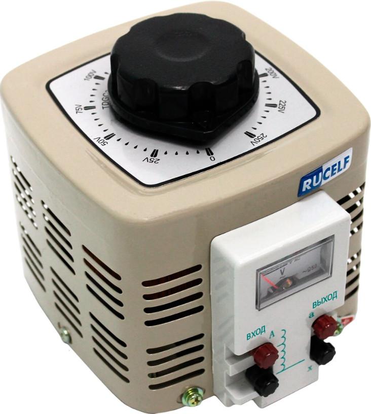 Автотрансформатор Rucelf TDGC2-10В
