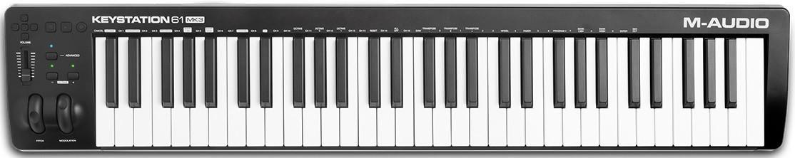 Миди-клавиатура M-Audio Keystation 61 M…