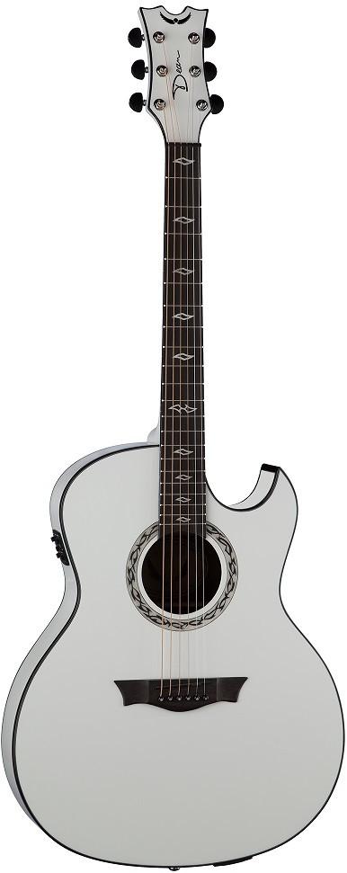 Акустическая гитара Dean Exultra CWH