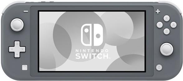Портативная игровая консоль Nintendo Switch Lite Grey