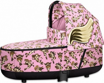 Спальный блок Cybex 519002013 Cherubs Pink