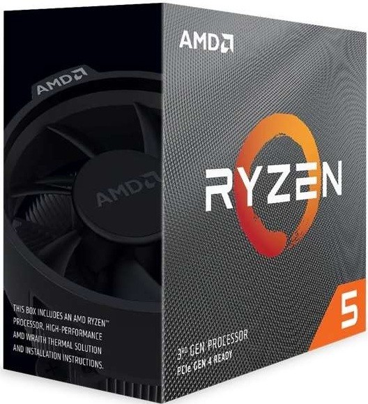 Процессор (CPU) AMD Ryzen 5 3600 3.6GHz BOX