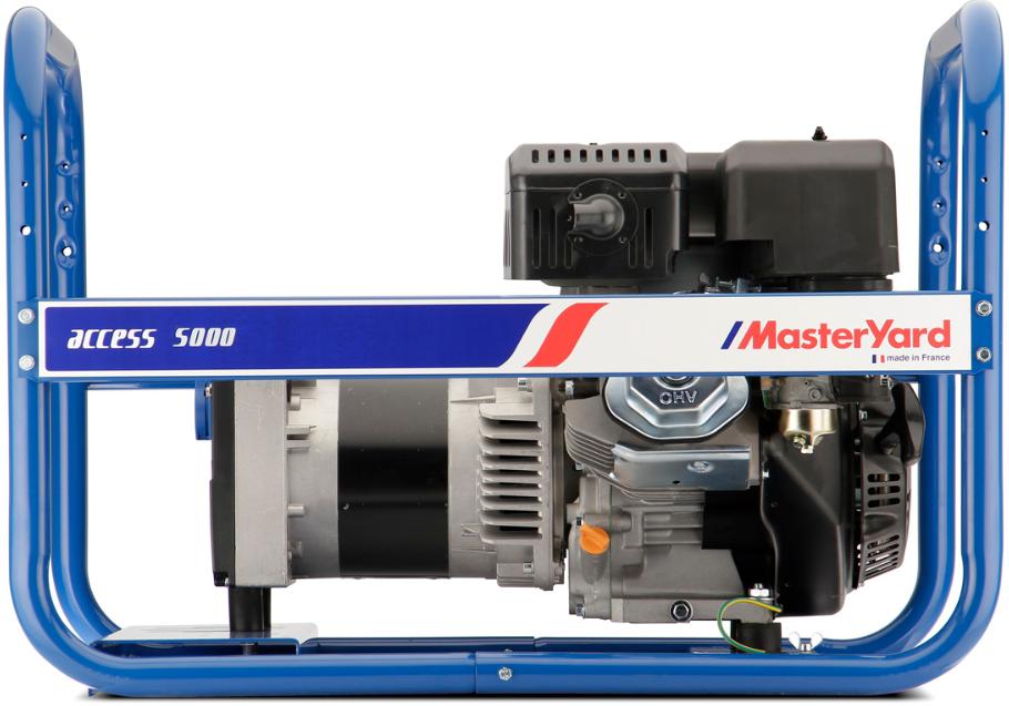 Электрогенератор MasterYard MG5000R Acc…