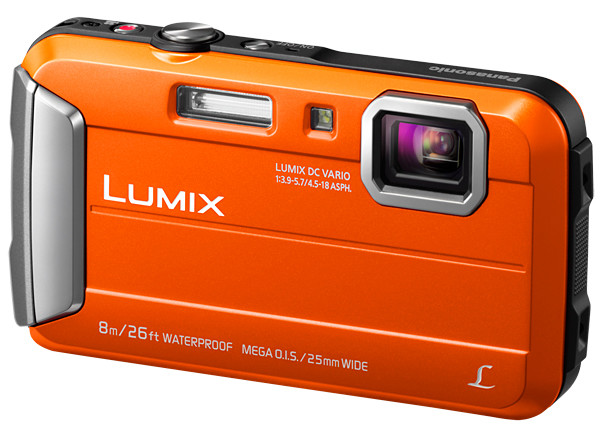Фотоаппарат Panasonic Lumix DMC-FT30 Or…