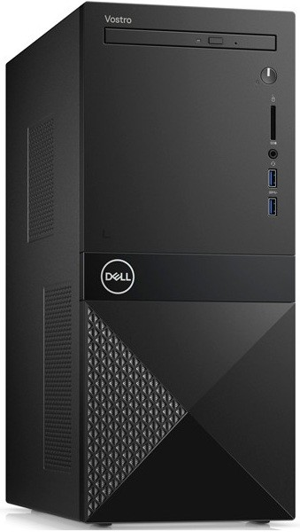 Dell Vostro 3670 2,8GHz/8Gb/1Tb/W10 Black