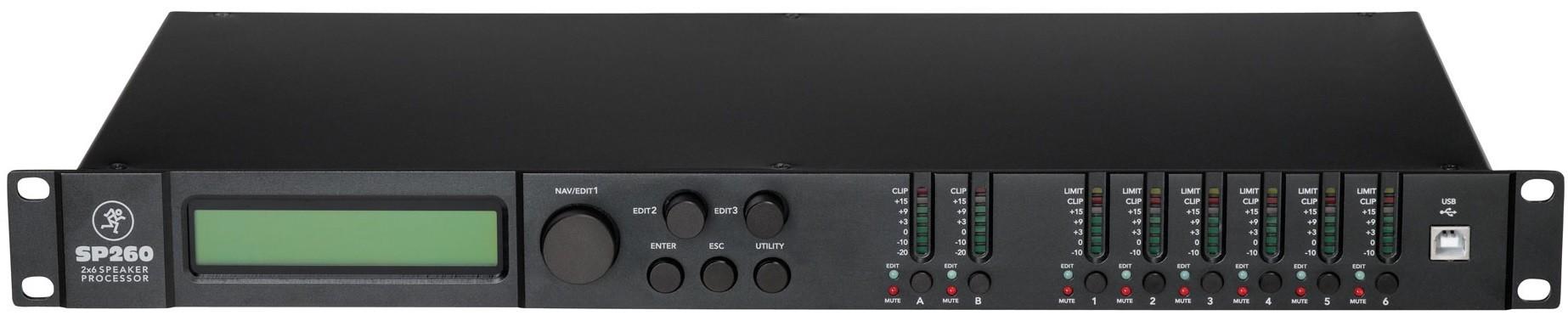 Контроллер Mackie SP260