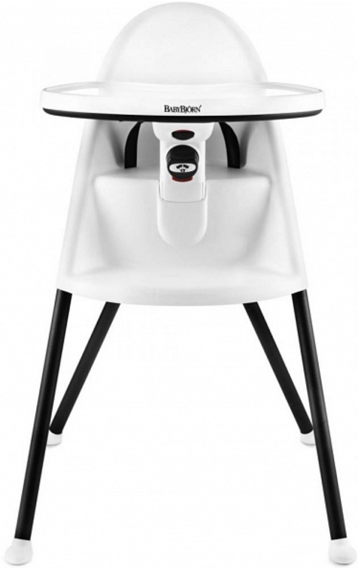 Стульчик для кормления BabyBjorn High Chair белый