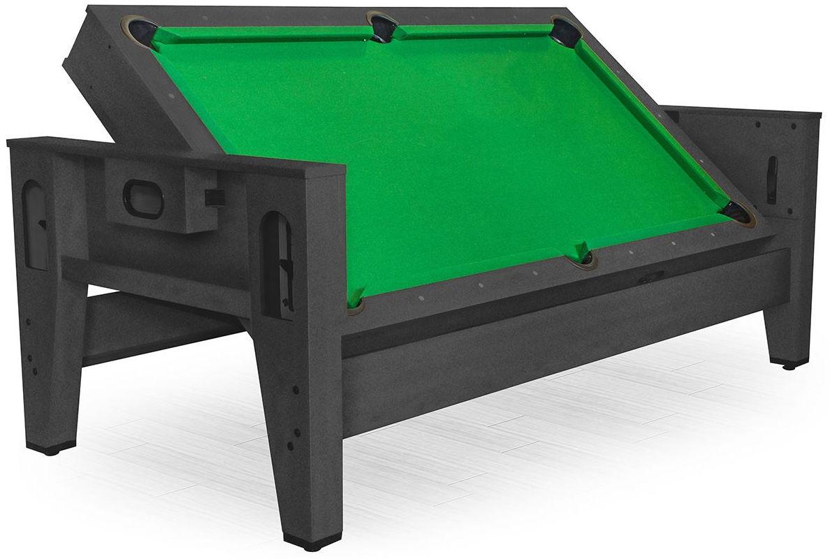Игровой стол DBO Twister 3в1 6FT черный