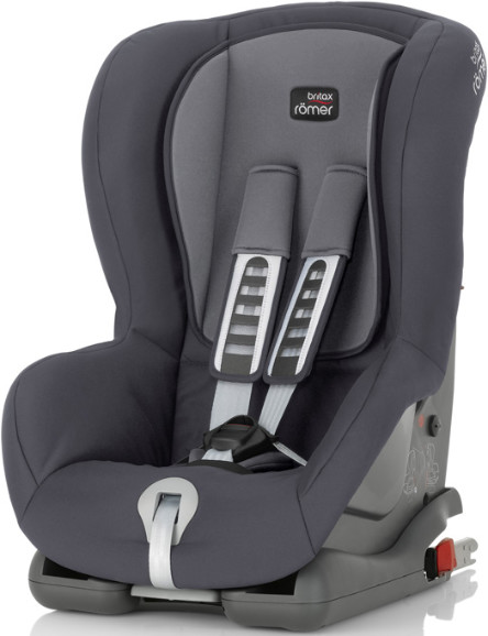 Автокресло Britax Roemer Duo Plus Storm Grey (9-18 кг)