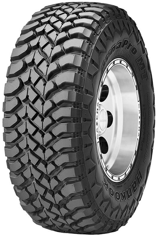Комплект из 4-х шин Hankook DynaPro MT RT03 285/70 R17 121Q (Л)