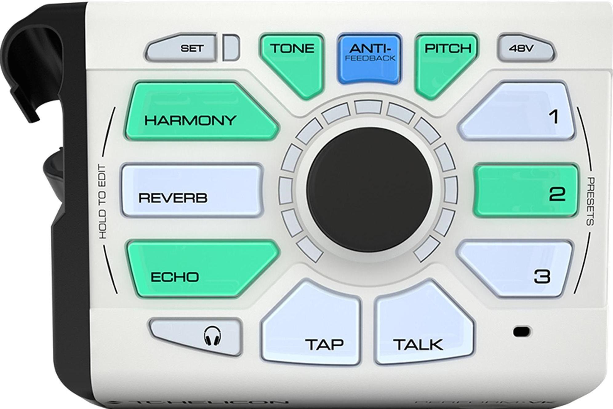 Прибор звуковой обработки TC Helicon Pe…