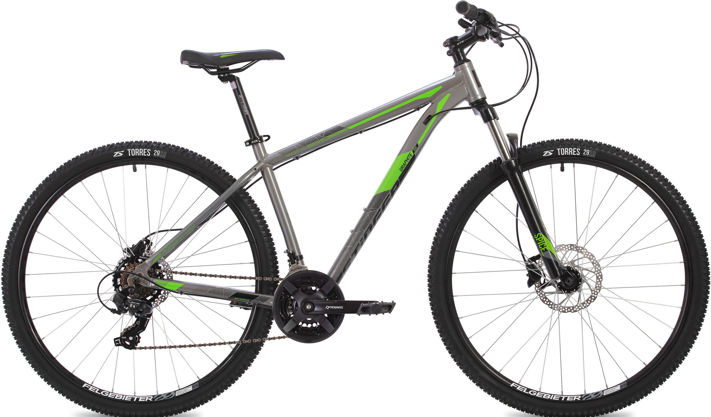 """Велосипед Stinger Graphite Evo 29 (2020) серый 29""""/18"""""""