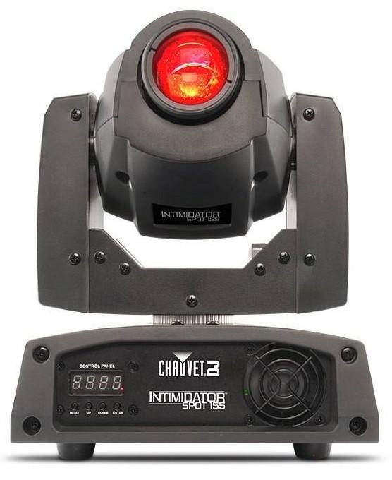 Вращающаяся голова Chauvet-DJ Intimidator Spot 155