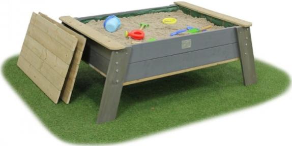 Песочница Exit Toys Акцент (на ножках закрывающаяся)