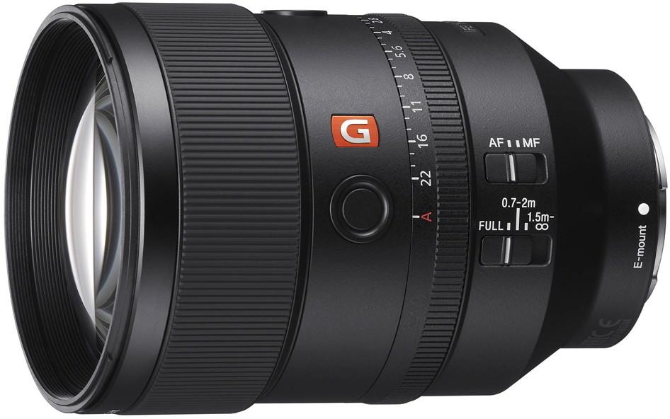 Объектив Sony FE 135mm f/1.8 GM SEL135F…