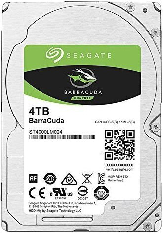 Жесткий диск Seagate BarraCuda 4Tb/HDD/…