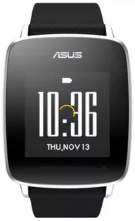 Умные часы Asus VivoWatch Black