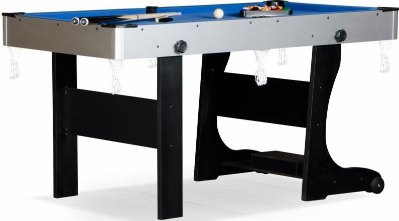 Бильярдный стол Weekend Team I 5FT черный