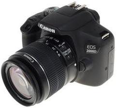Фотоаппарат Canon EOS 2000D Kit 18-55mm…