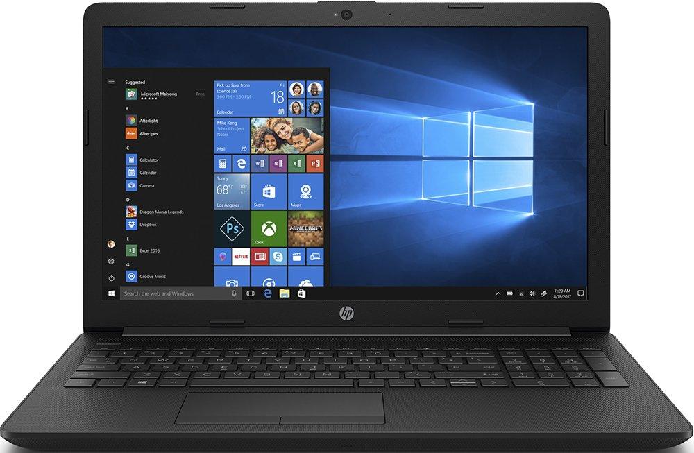 """Ноутбук HP 15-da1048ur 15,6""""/1,6GHz/8Gb/1Tb/GeForce MX130/DOS Black"""