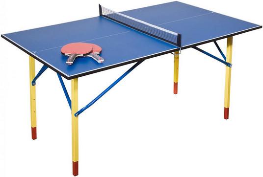 Теннисный стол Cornilleau Hobby Mini Blue