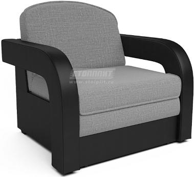 Кресло-кровать Столплит Карина-2 рогожка серая 95x80x80 см