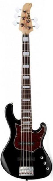 Бас-гитара Cort GB35JJ-BK GB Series