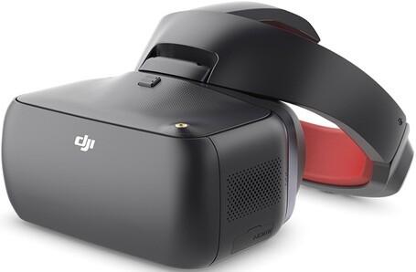 Очки VR DJI Goggles Racing Edition