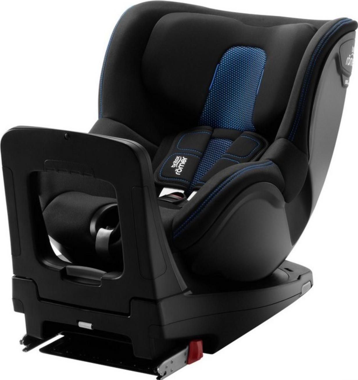 Автокресло Britax Roemer Dualfix M i-Size Cool Flow - Blue (0-18 кг)