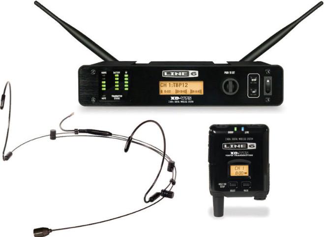 Цифровая радиосистема Line 6 XD-V75HS (BLK)