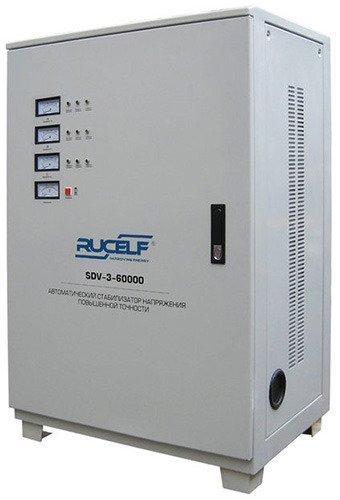 Стабилизатор напряжения Rucelf SDV-3-60…