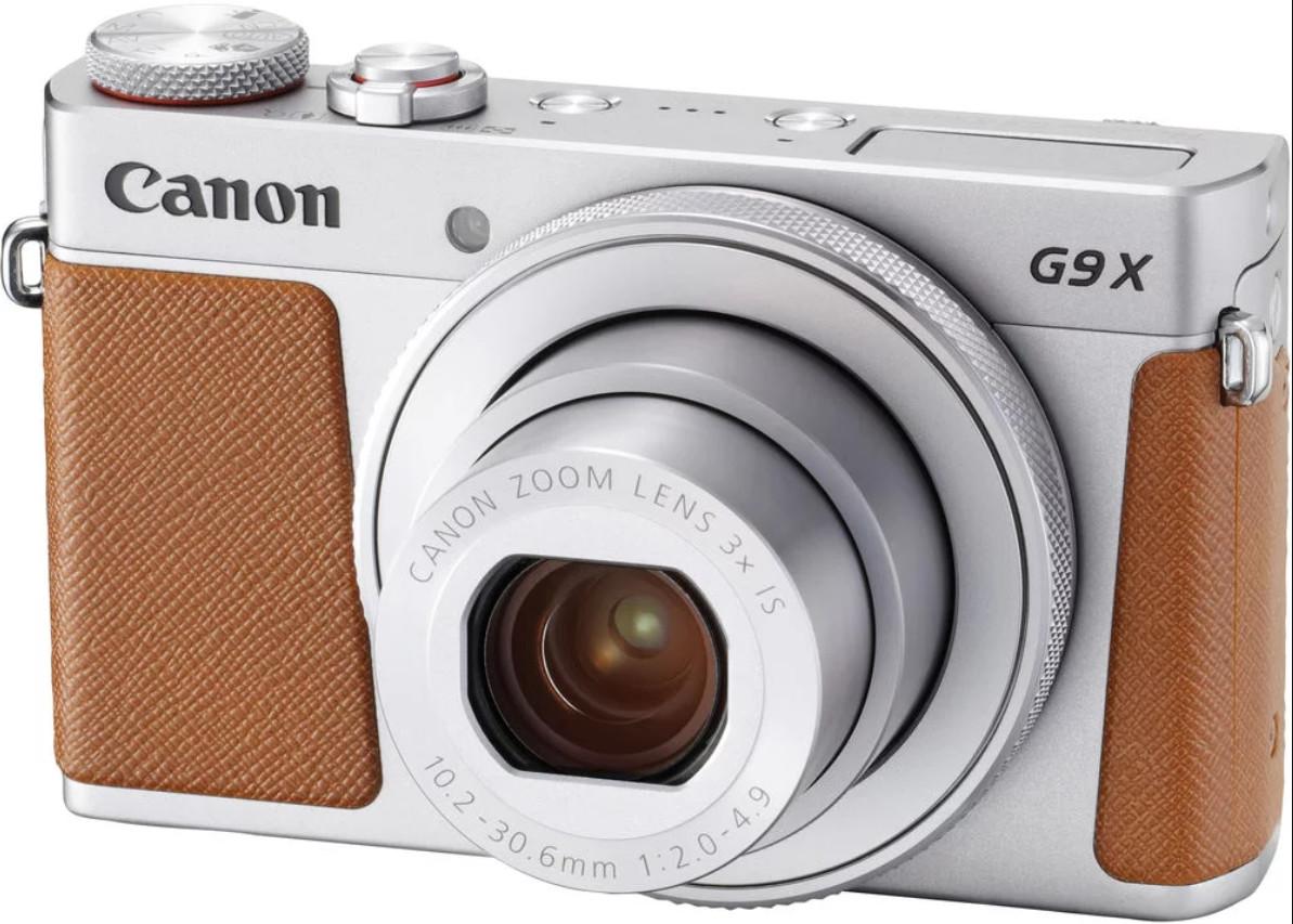 Фотоаппарат Canon PowerShot G9 X Mark I…