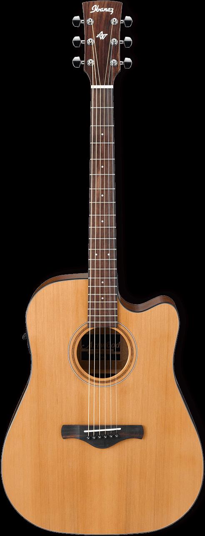 Акустическая гитара Ibanez AW65ECE-LG