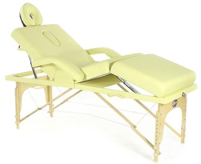 Массажный стол Medmos JF-Tapered Biege