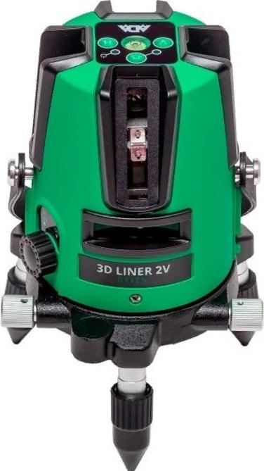 Нивелир ADA 3D Liner 2V Green