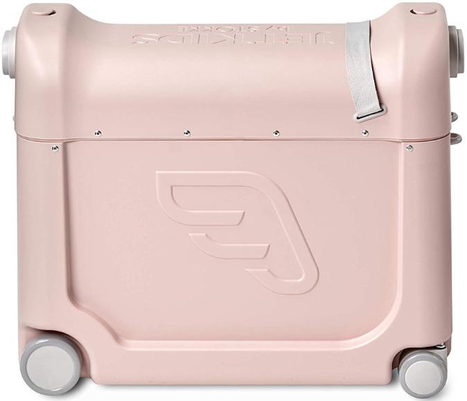 Детский чемодан Stokke JetKids RideBox Pink Lemonade