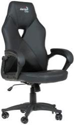 Игровое кресло AeroCool AC50С AIR черный