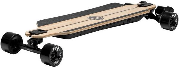 Скейтборд Evolve Bamboo GTR Street