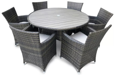Комплект мебели Афина-Мебель AFM-190 серый