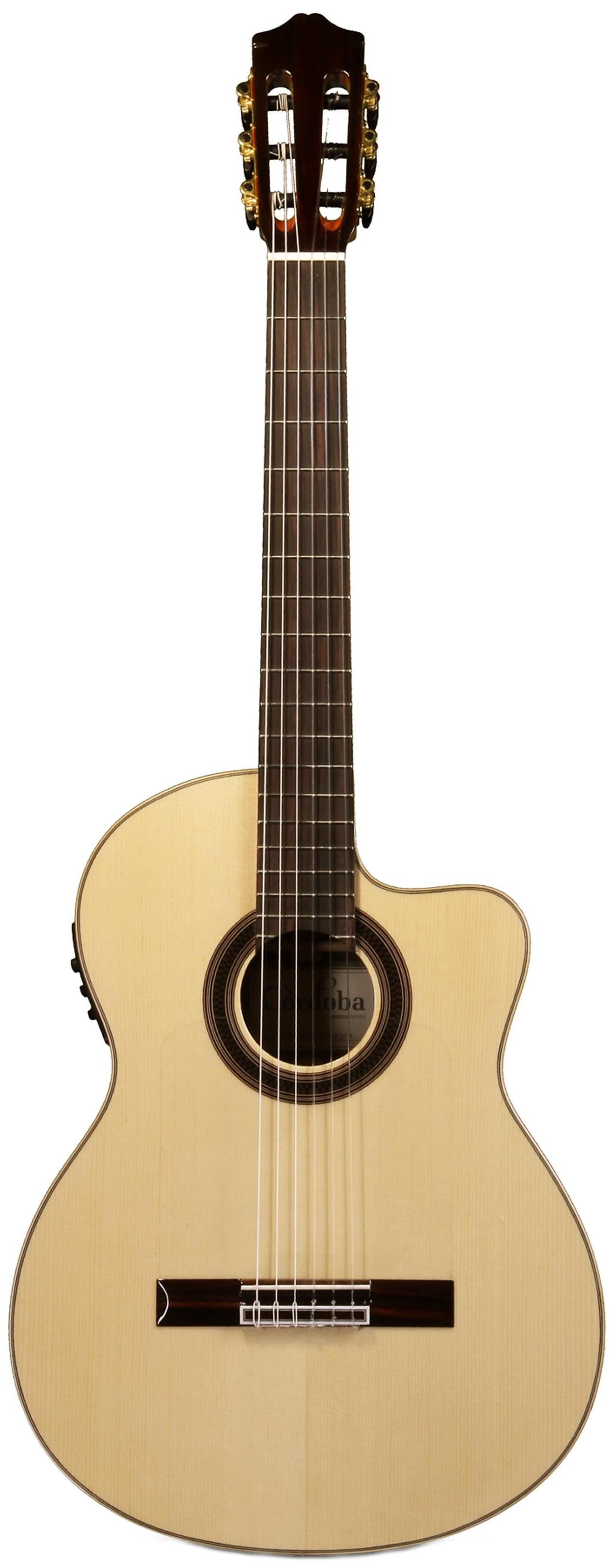 Акустическая гитара Cordoba Iberia GK Studio Negra