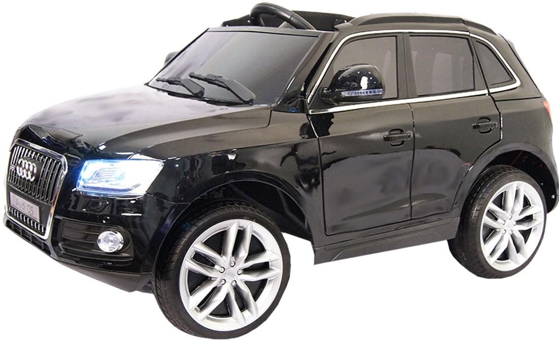 Электромобиль RiverToys Audi Q5 Black