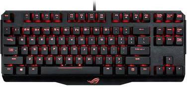 Клавиатура Asus ROG Claymore Core Black…