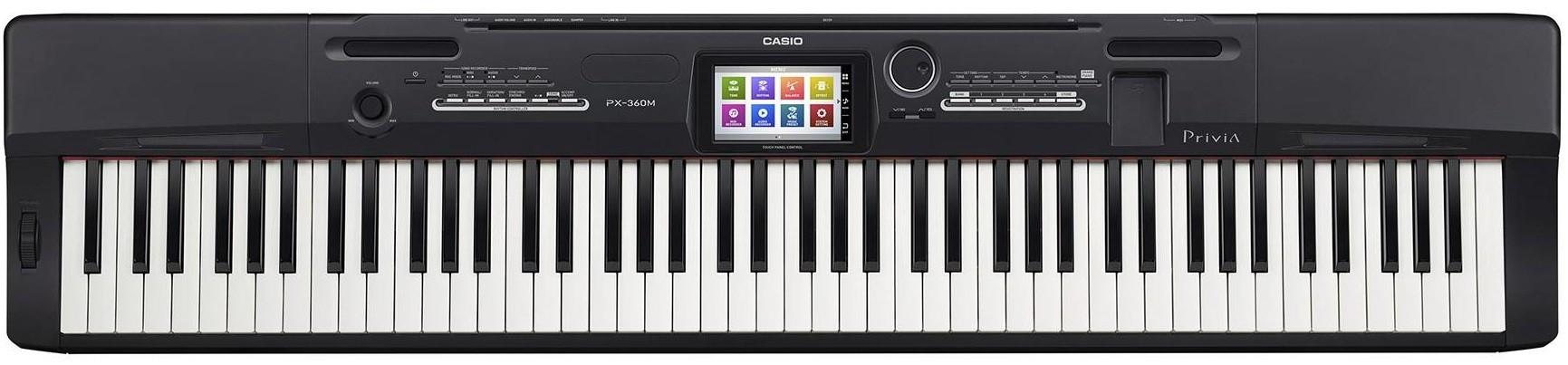 Пианино Casio Privia PX-360MBK