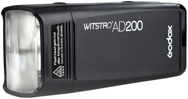 Вспышка Godox Witstro AD200 TTL