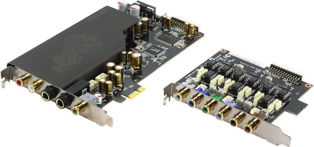Звуковая карта Asus Xonar Essence STX II 7.1