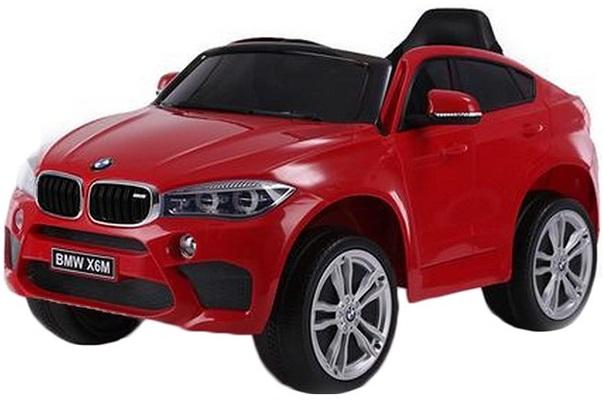 Электромобиль ToyLand BMW X6M Mini Red