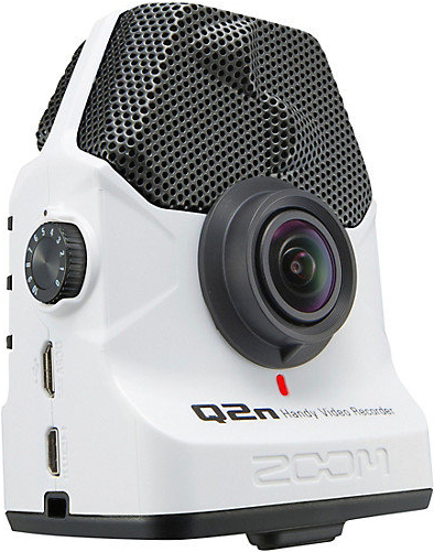 Видеокамера Zoom Q2n/W White