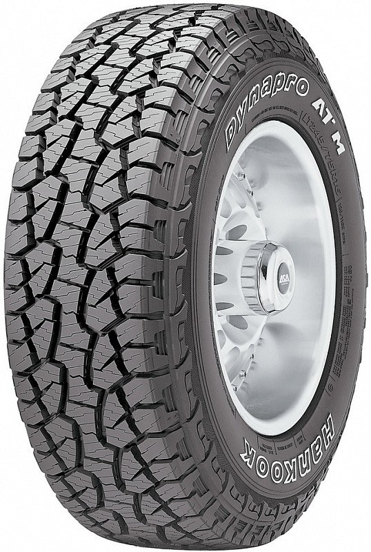 Комплект из 4-х шин Hankook DynaPro AT-M RF10 255/65 R17 110T (Л)
