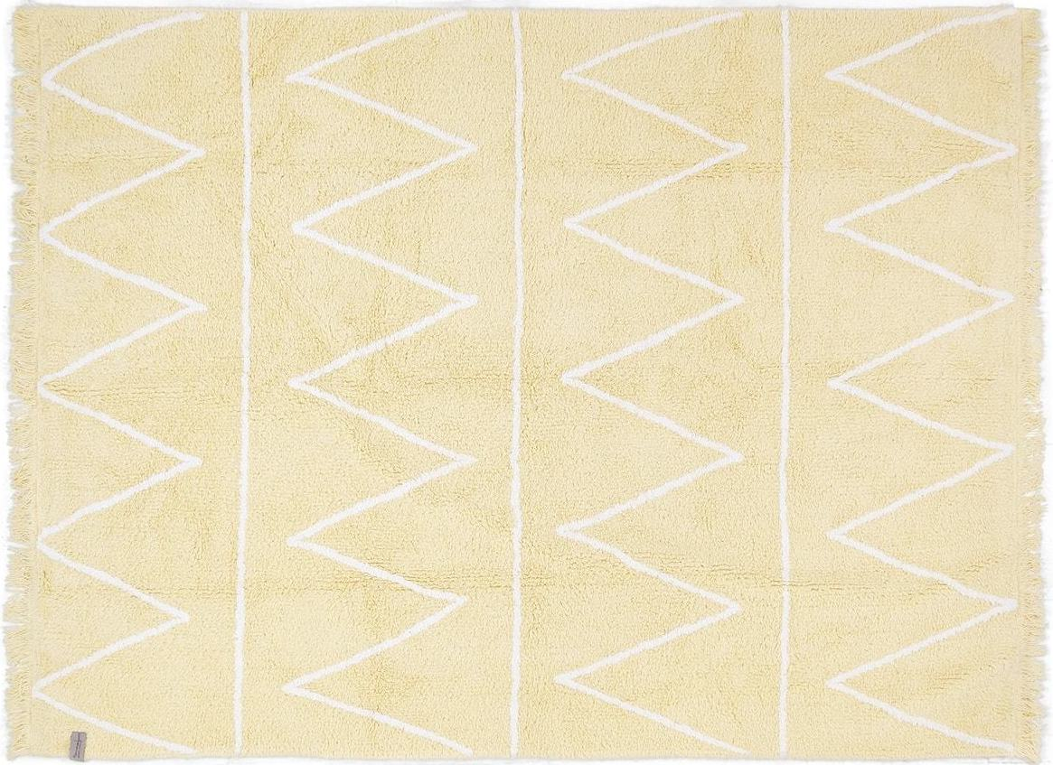 Ковер Lorena Canals Hippy Yellow 120x160 см