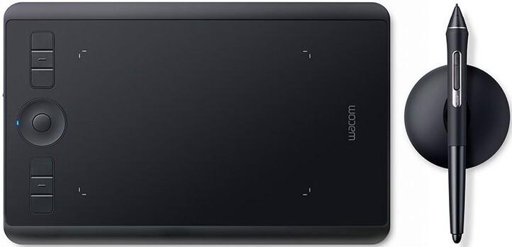 Графический планшет Wacom Intuos Pro Small Black